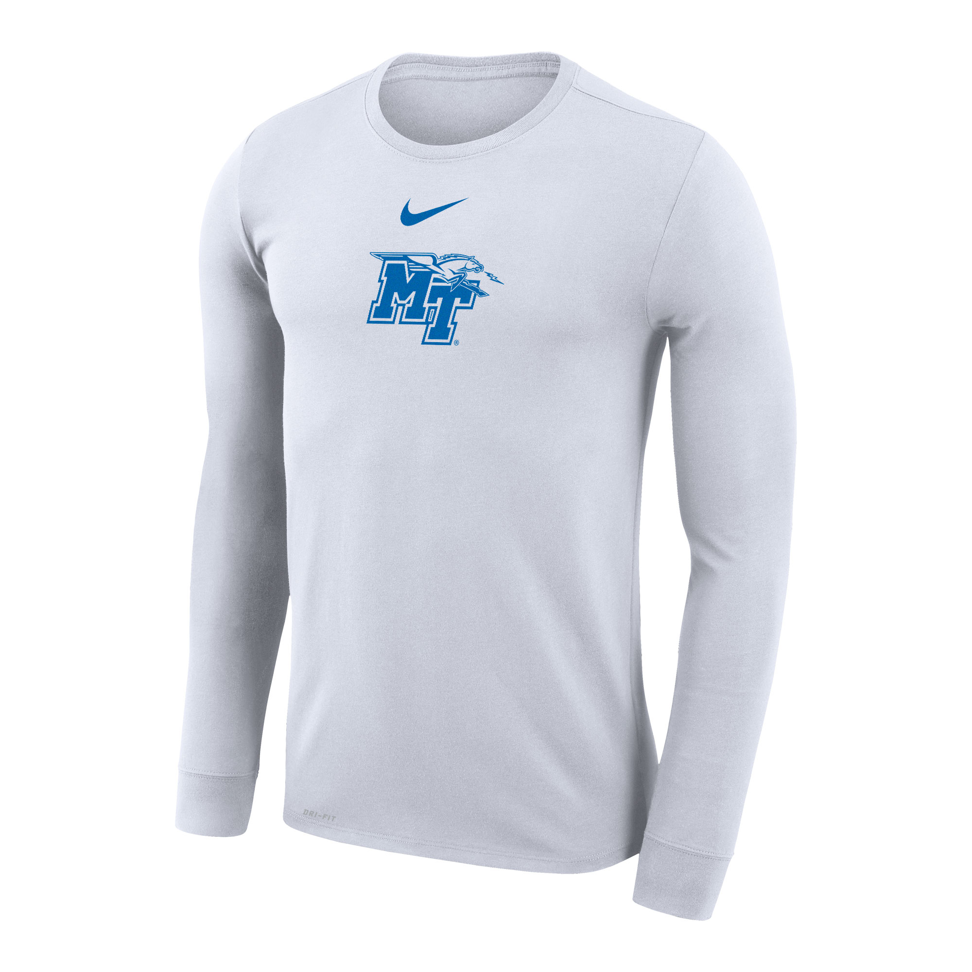 MT Logo w/ Lightning Sideline Legend Long Sleeve Nike® Shirt