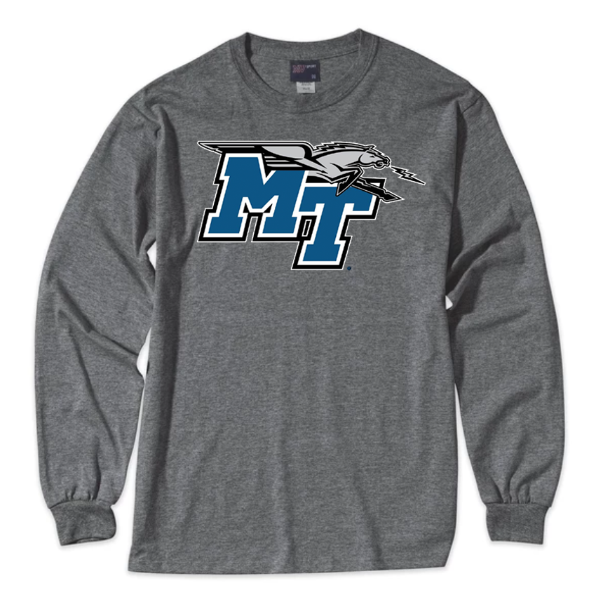 MT Logo w/ Lightning Classic Long Sleeve Shirt
