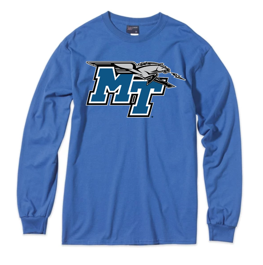 MT Logo w/ Lightning Classic Long Sleeve Shirt