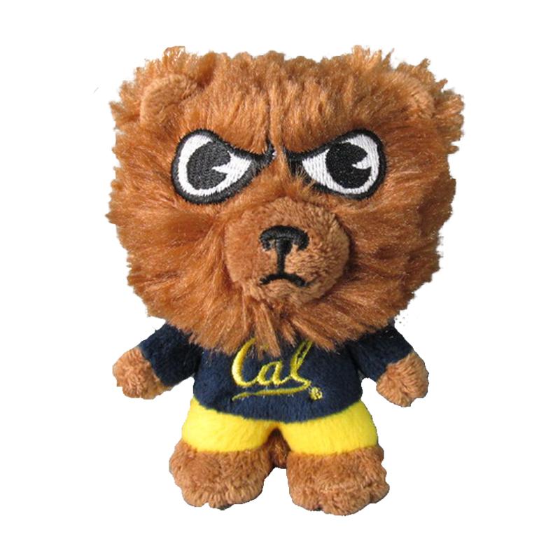 Cal Bears Oski Tokyodachi Keychain