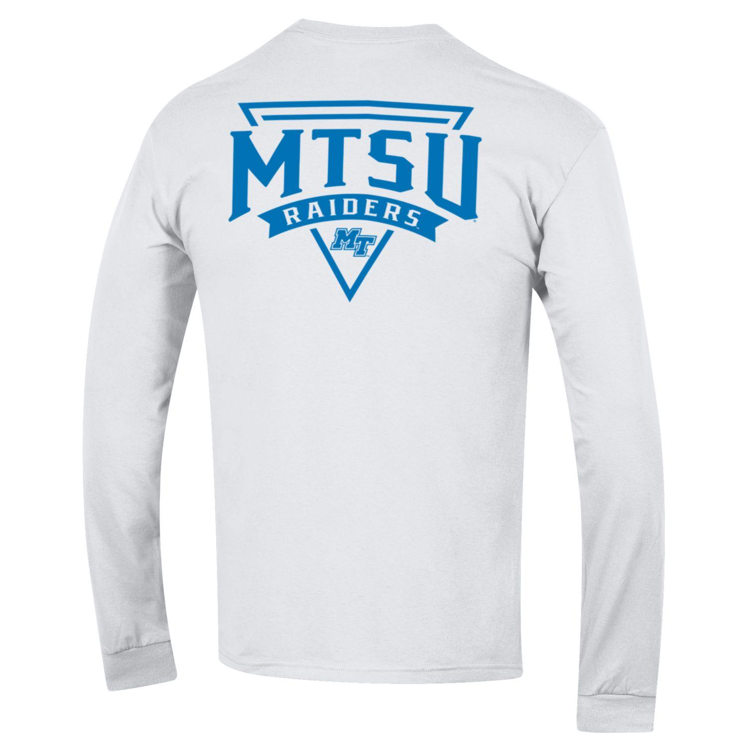 MTSU Arch Raiders Long Sleeve Shirt