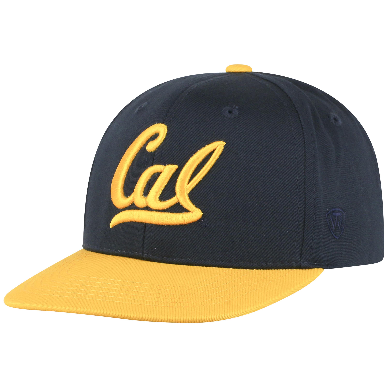 Cal Student Store  Maverick Youth Adjustable Snapback Cotton 3D Cal Logo 5091562d404