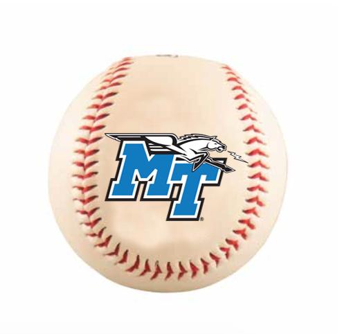 MT Logo w/ Lightning Baseball