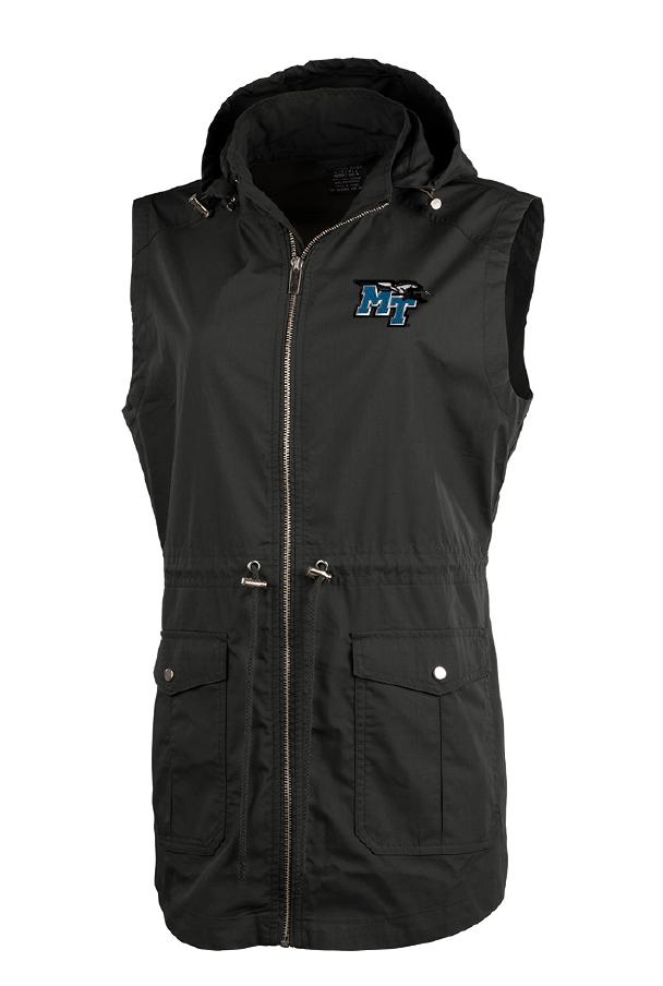 MT Logo w/ Lightning Women's Bristol Utility Vest