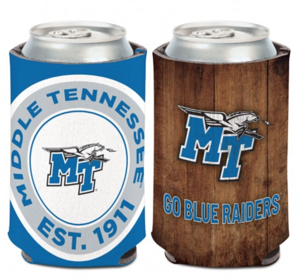 Middle Tennessee Est. 1911 Can Coozie