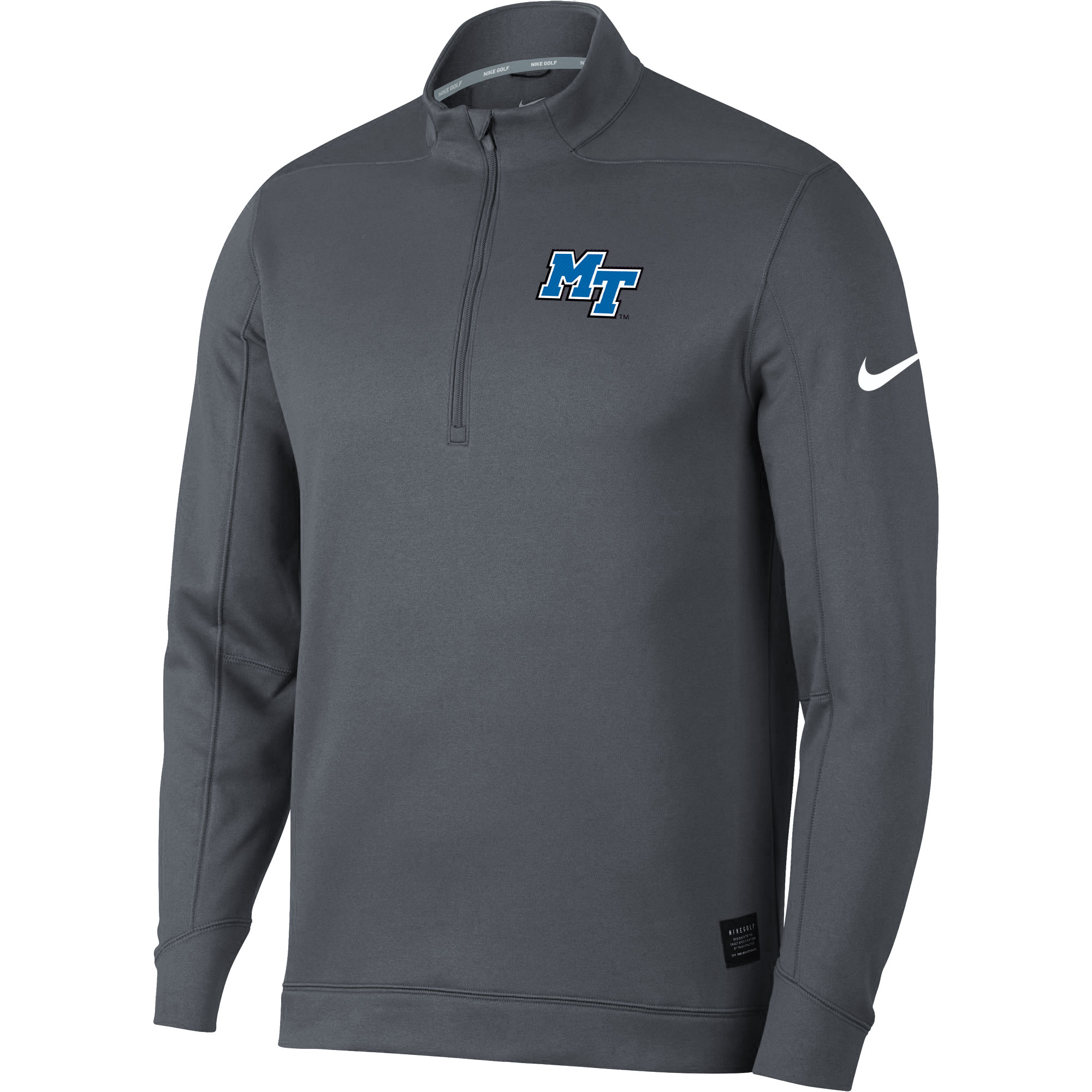 MT Logo Therma 1/2 Zip Nike® Pullover