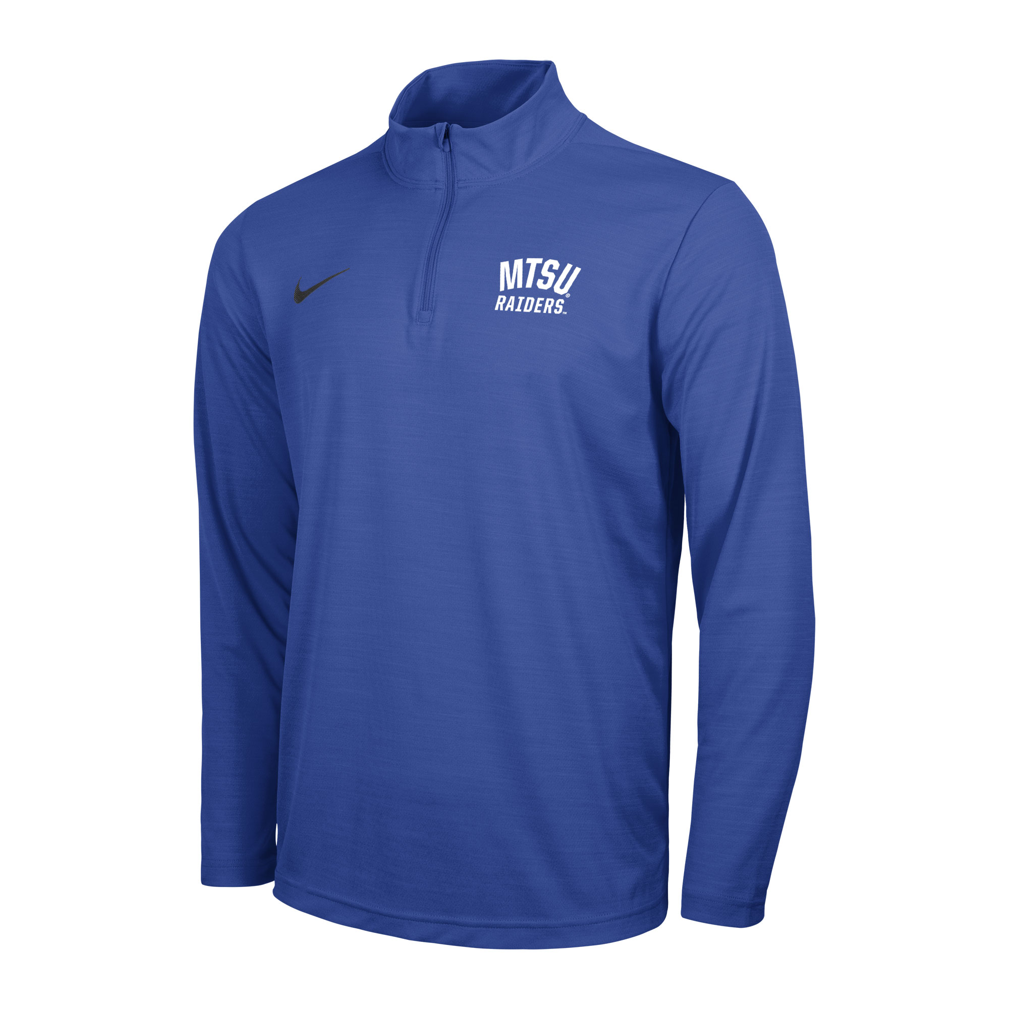 MTSU Raiders Intensity Nike® 1/4 Zip Pullover