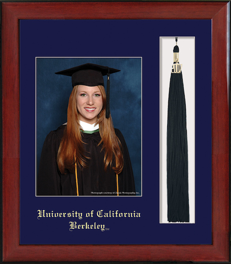 University of California Berkeley Keepsake Frame