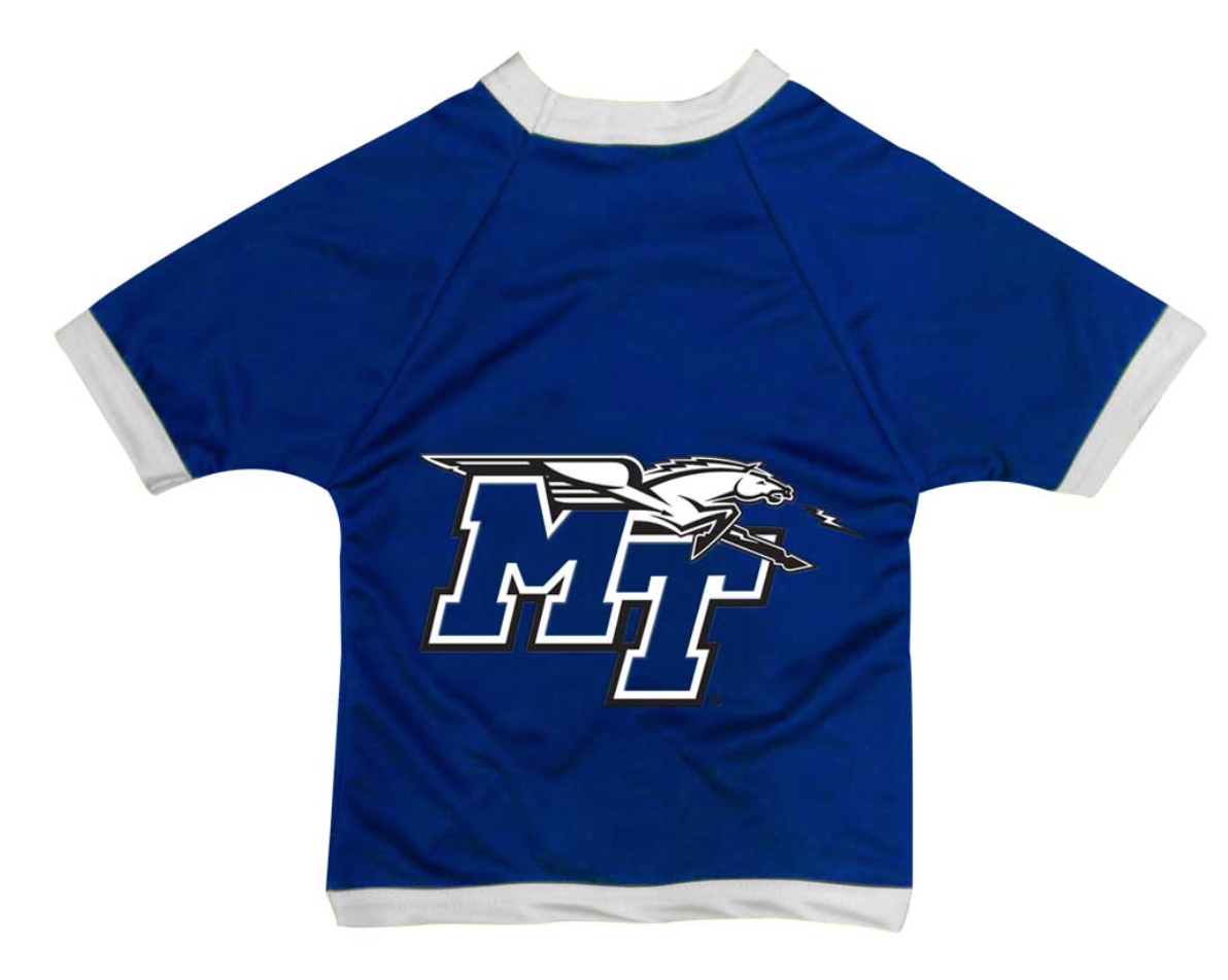 MT Logo w/ Lightning Athletic Mesh Dog Jersey