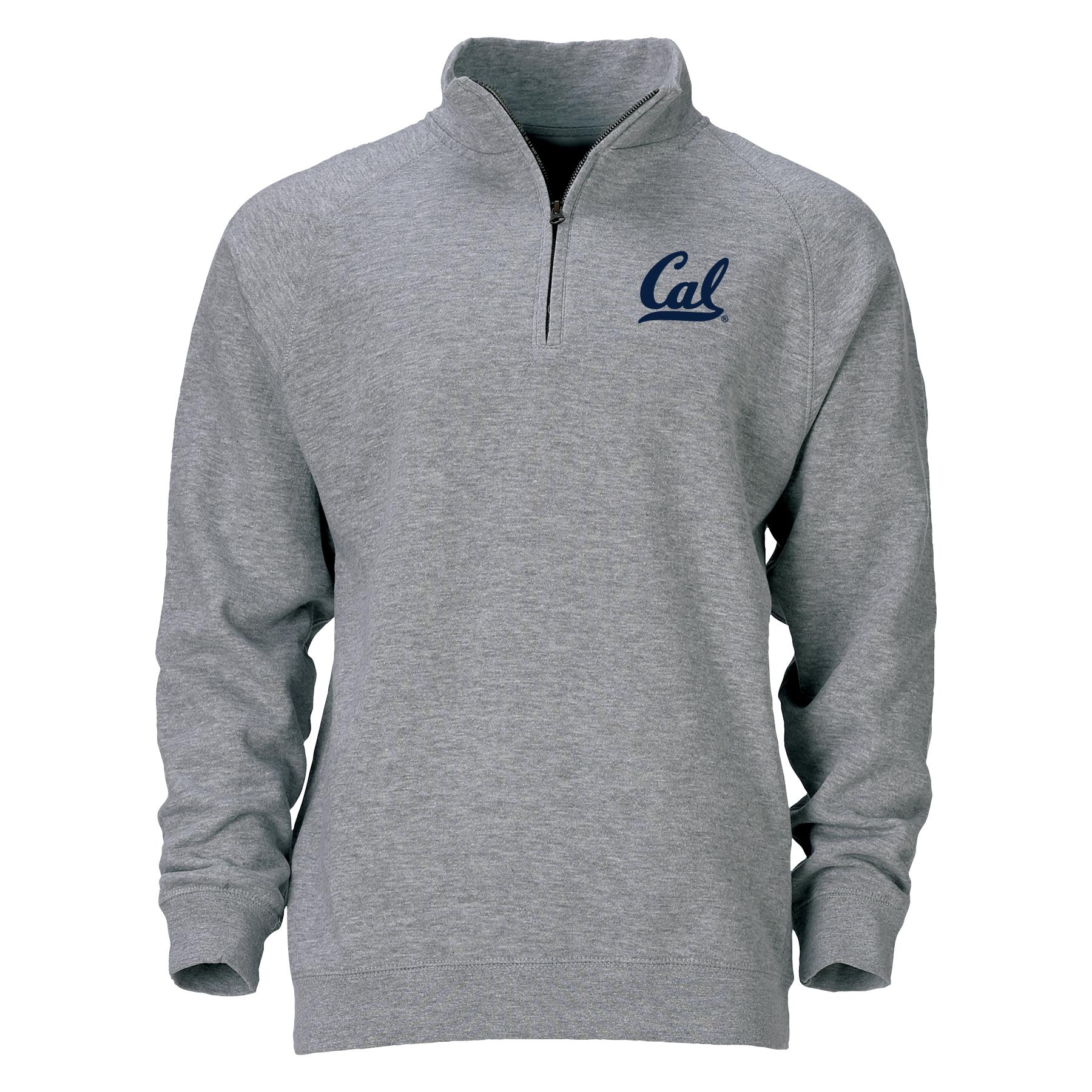 Cal Bears Men's Benchmark 1/4 Zip 'Cal'