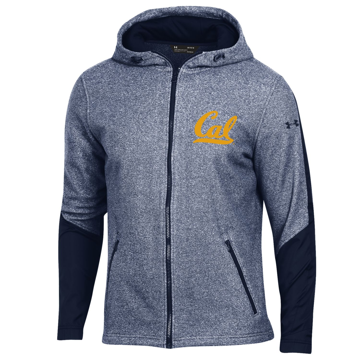 Cal Bears Under Armour F18 Men's Athletic Microfleece Hoody