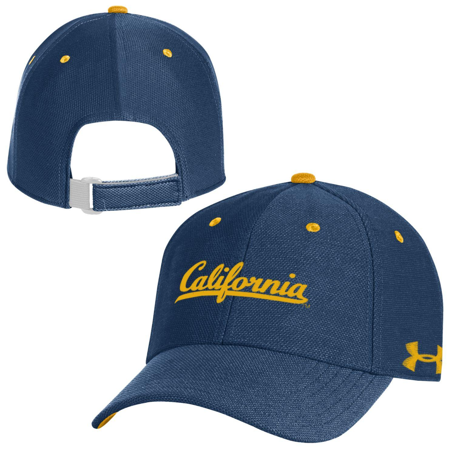 Cal Bears M Blitzing Adjustable 3.0 Cap Cali WM