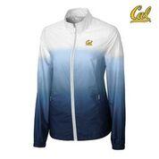 Cal Bears Cutter & Buck Women's Ombre WeatherTec Jacket