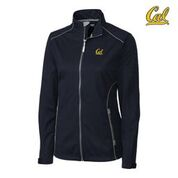 Cal Bears Cutter & Buck Women's Opening Day Softshell