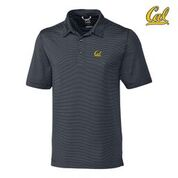Cal Bears Prevail Stripe Polo