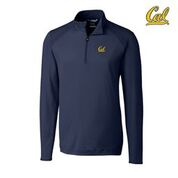 Cal Bears Cutter & Buck Men's Williams Half Zip