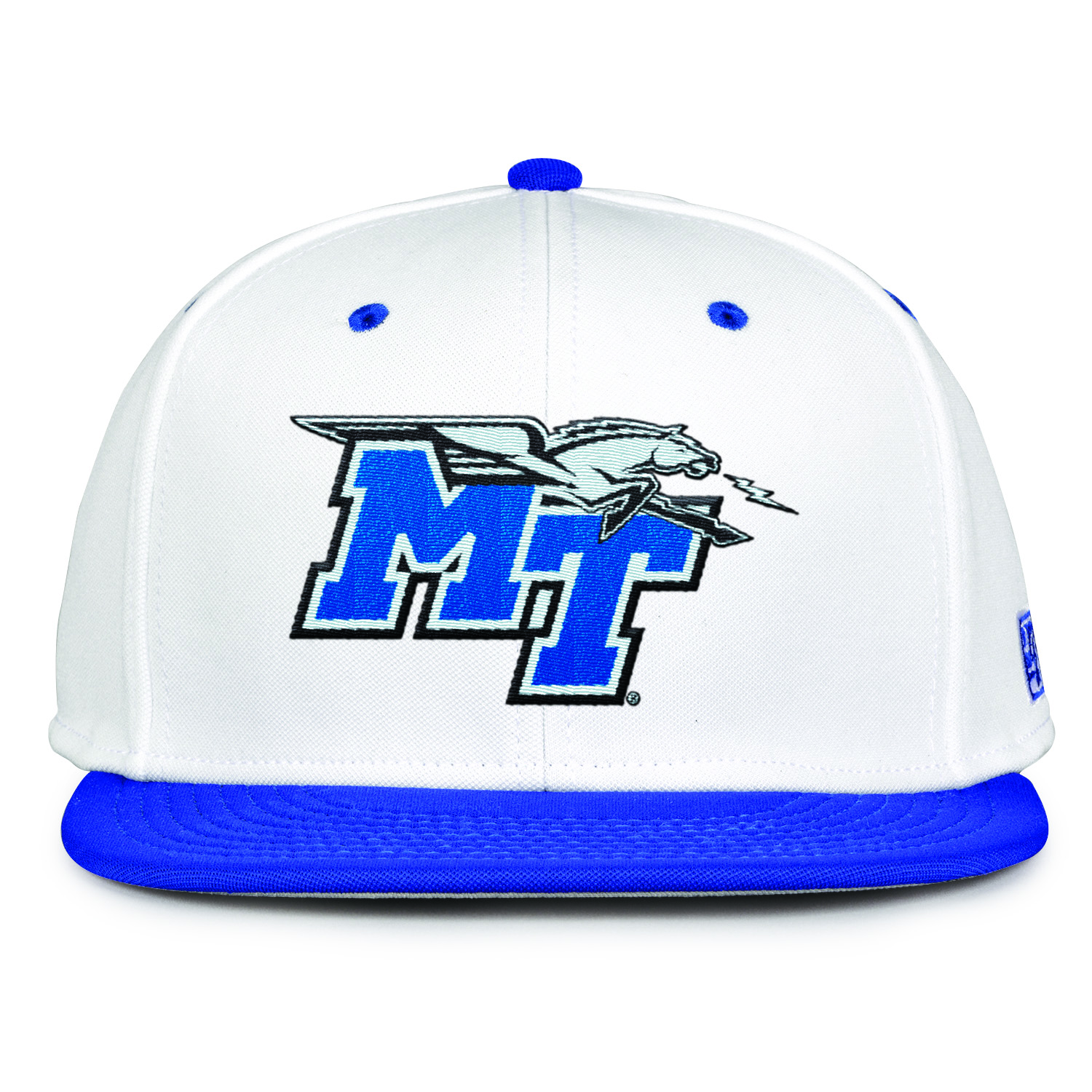 MT Logo w/ Lightning Two-tone Gametek 2 Flatbill