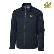 Cal Bears Men's Cutter & Buck Opening Day Softshell Jacket
