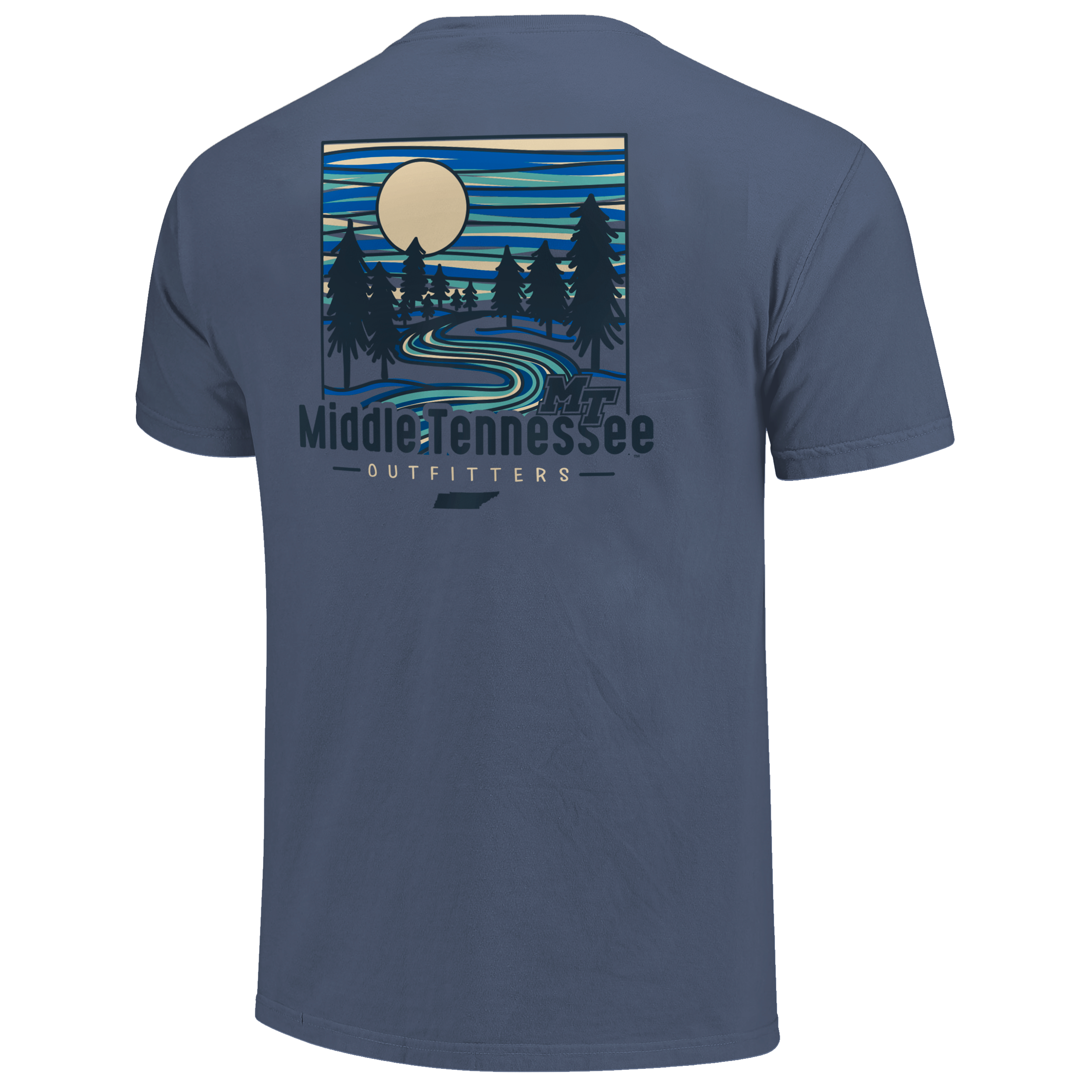Middle Tennessee Outfitters Comfort Colors Shirt