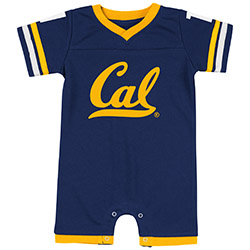 Cal Bears Infant Boys One Time Football Onesie Romper by Colosseum F18