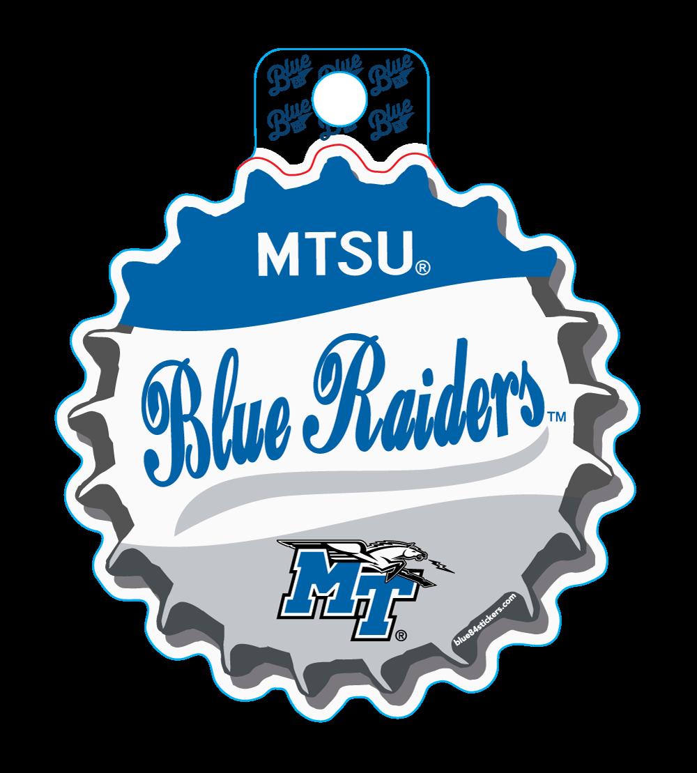 MTSU Blue Raiders Just Cause Sticker