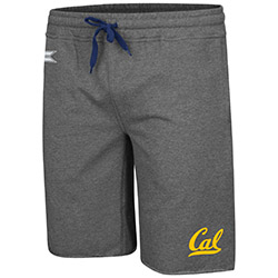 Cal Bears Men's Farmer Fran French Terry Short by Colosseum F18