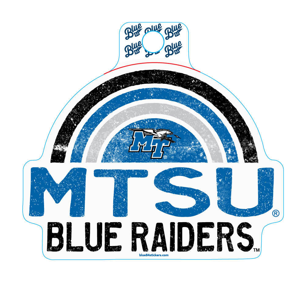 MTSU Blue Raiders Brinley Sticker