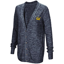 Cal Bears Women's Had Me At Hello Cardigan by Colosseum