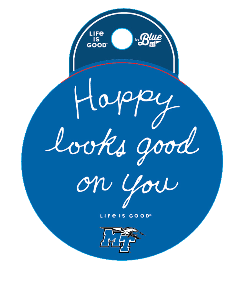 MT Happy Life is Good® Sticker
