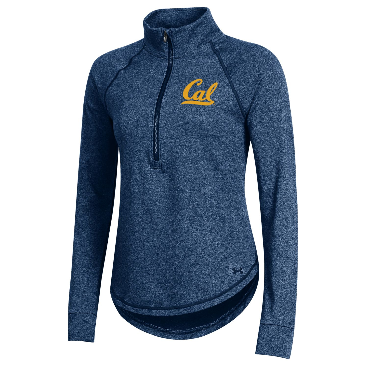 Cal Bears Under Armour F18 Women's Threadborne 1/4 Zip