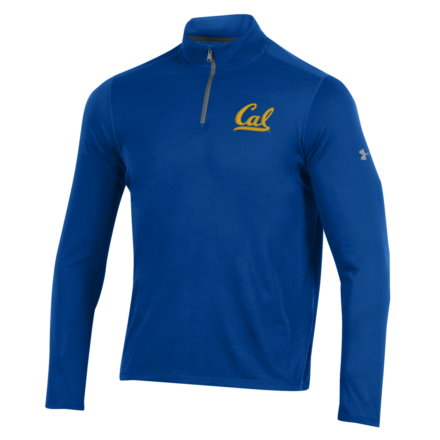 Cal Bears Under Armour Men's Threadborne Half Zip