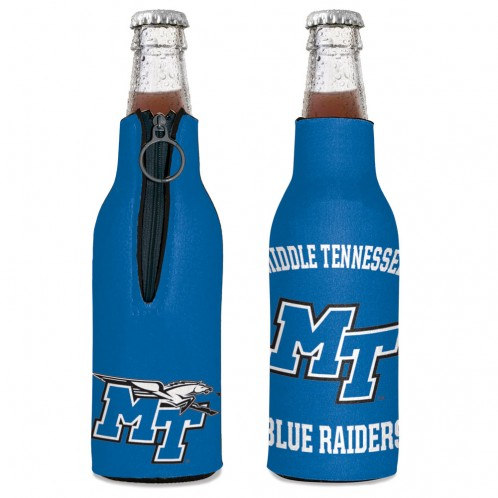 Middle Tennessee Blue Raiders Bottle Cooler