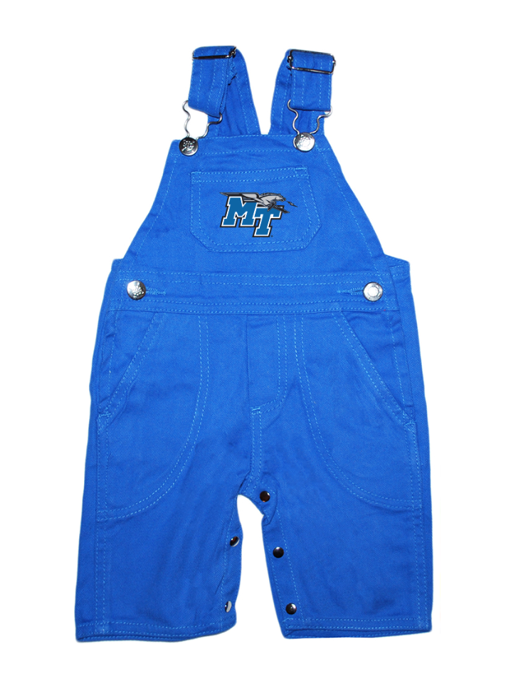 MT Logo Toddler Overalls