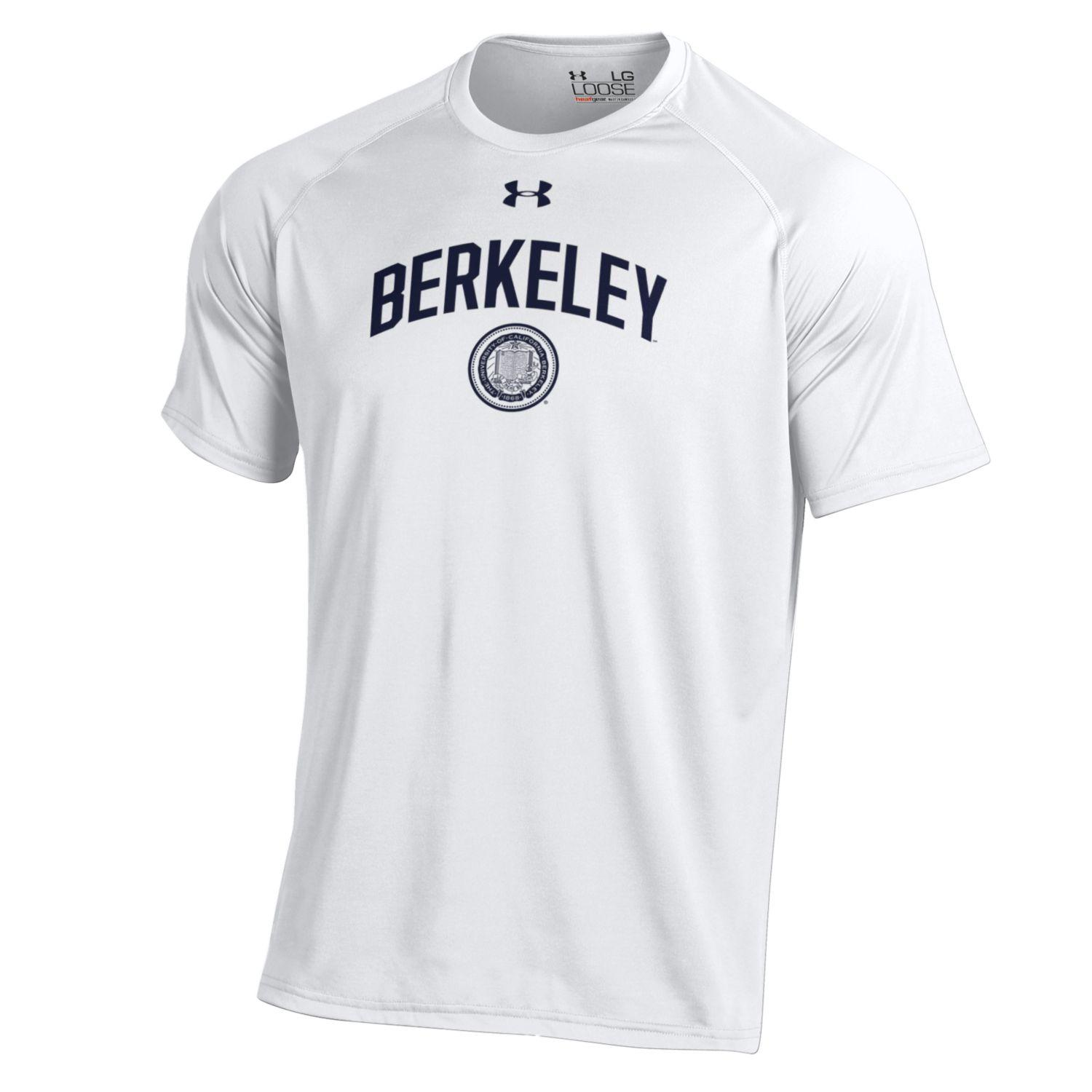 Cal Bears Under Armour Men's NuTech Tee SS