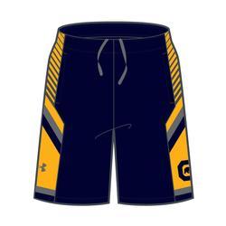 Cal Bears Under Armour SMU Boys Shorts