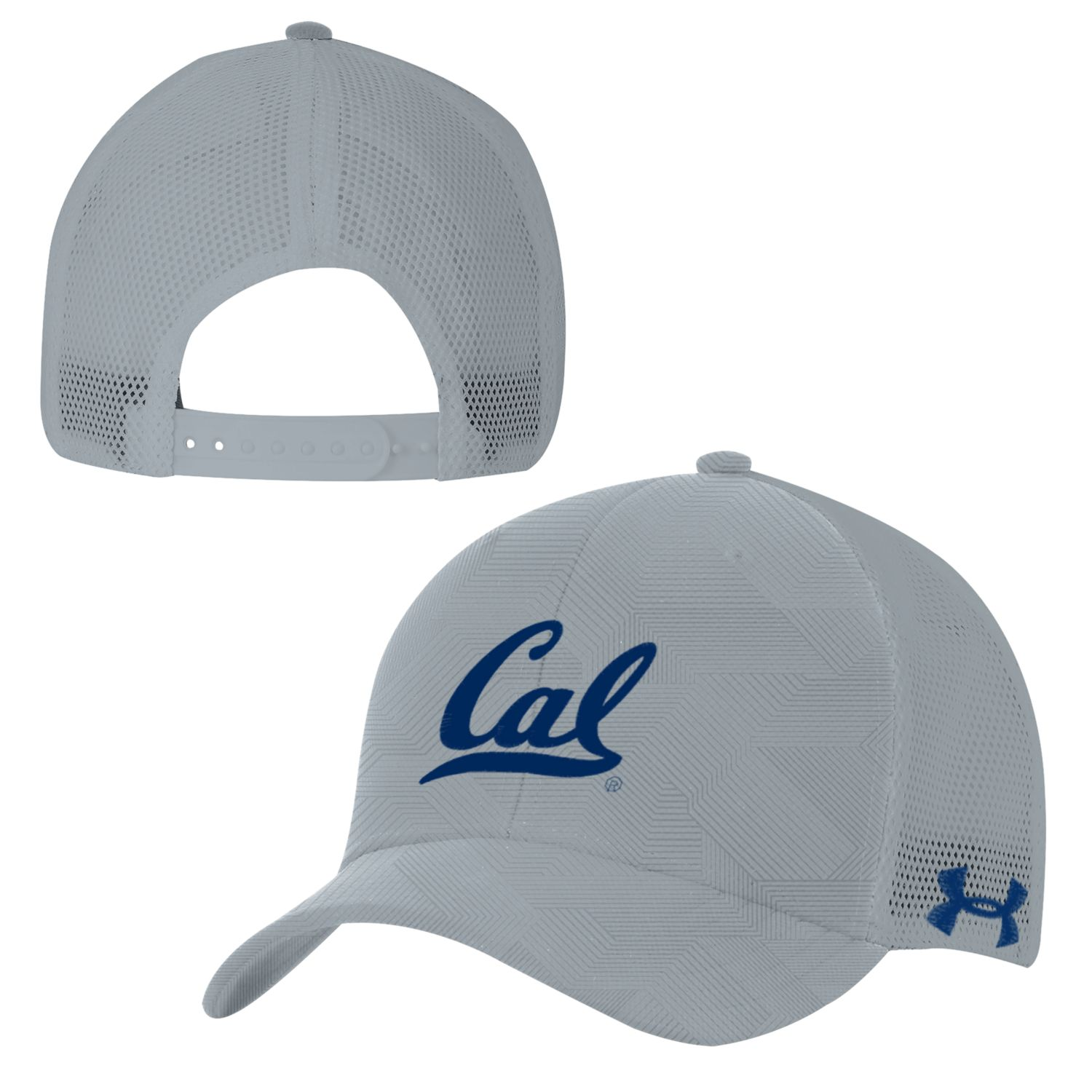 304acaae36d Cal Bears Under Armour Men s Novelty Blitzing 3.0 Trucker Snapback
