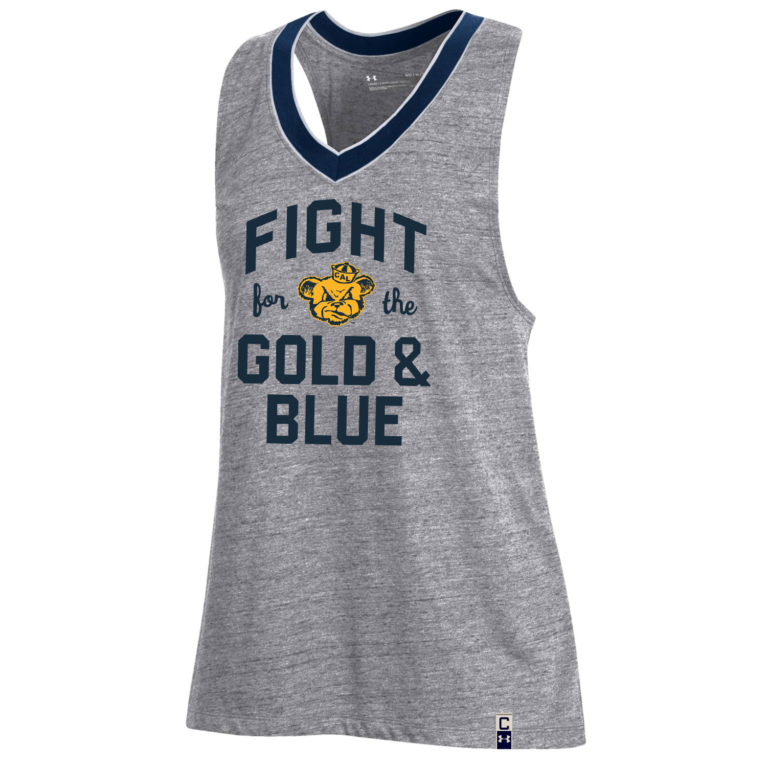 Cal Bears Under Armour Women's Iconic Neppy Tank