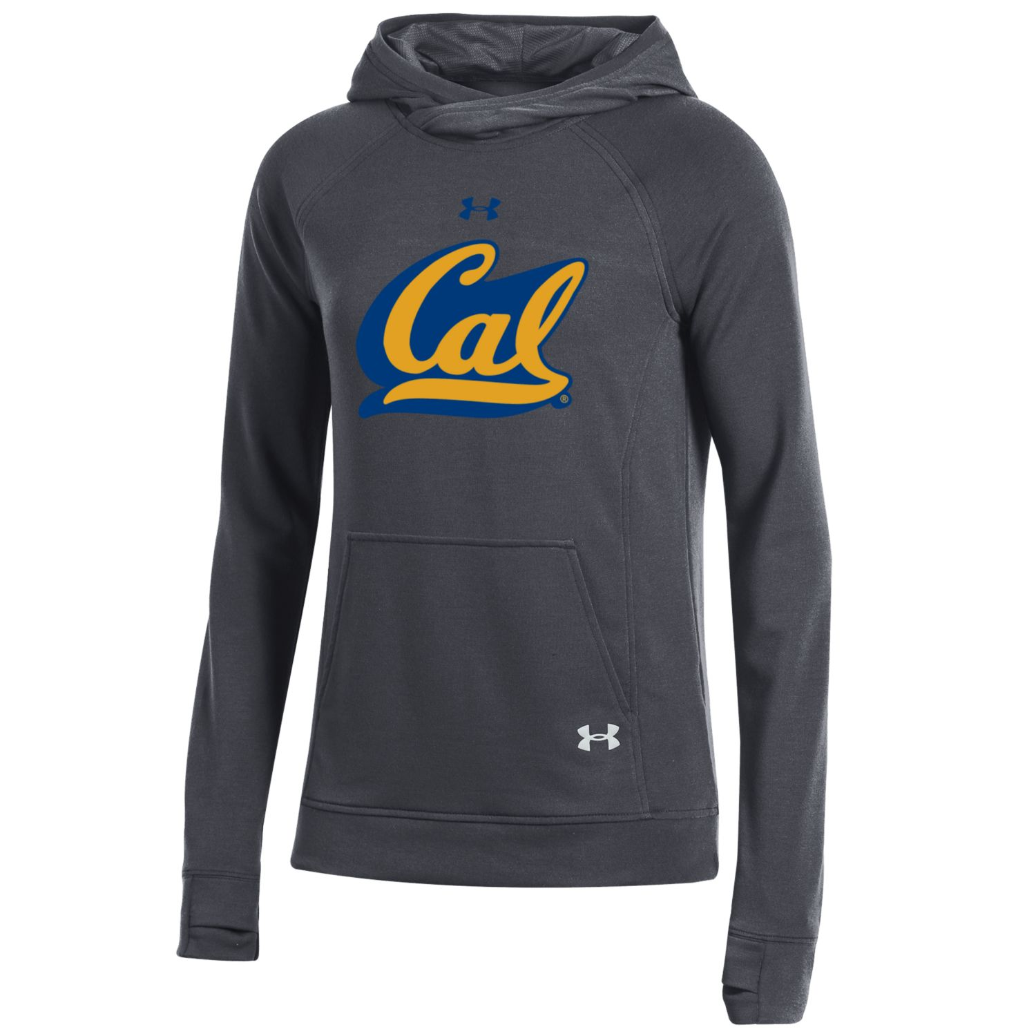 Cal Bears Under Armour Women's Joe Roth Tech Terry PO Hood
