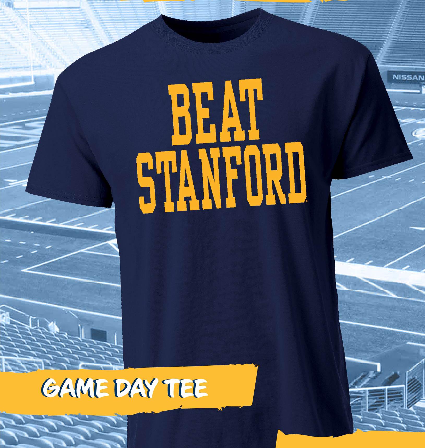 Cal Bears Beat Stanford Tee