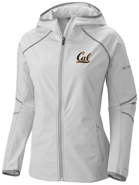 Cal Bears Women's Sweet As Softshell Jacket