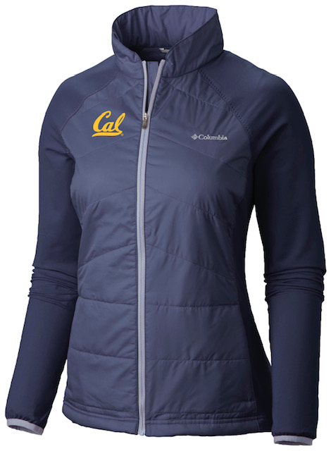Cal Bears Columbia Women's Mach 38 Jacket