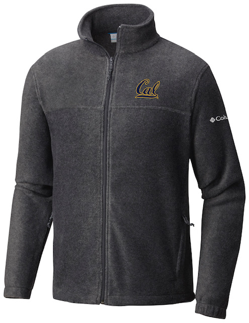 Cal Bears Columbia Men's Flanker Jacket