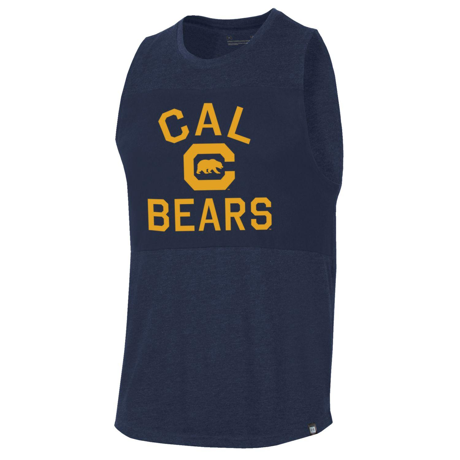 Cal Bears Under Armour Men's SMU Training Camp Tank