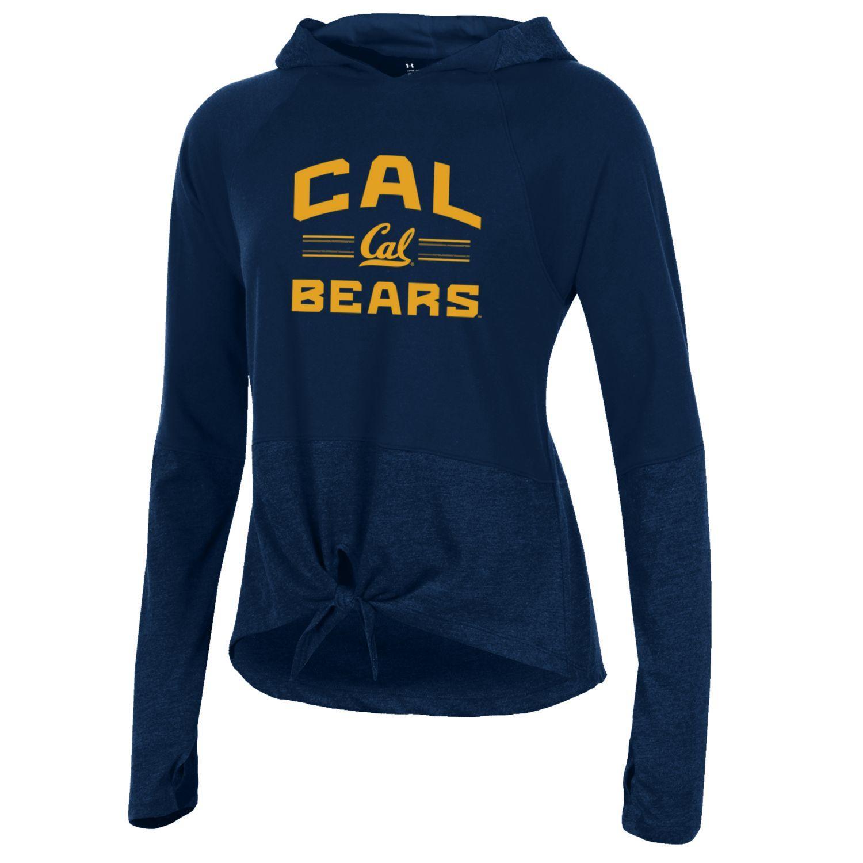 Cal Bears Under Armour Women's SMU Training Camp V Tie Hood
