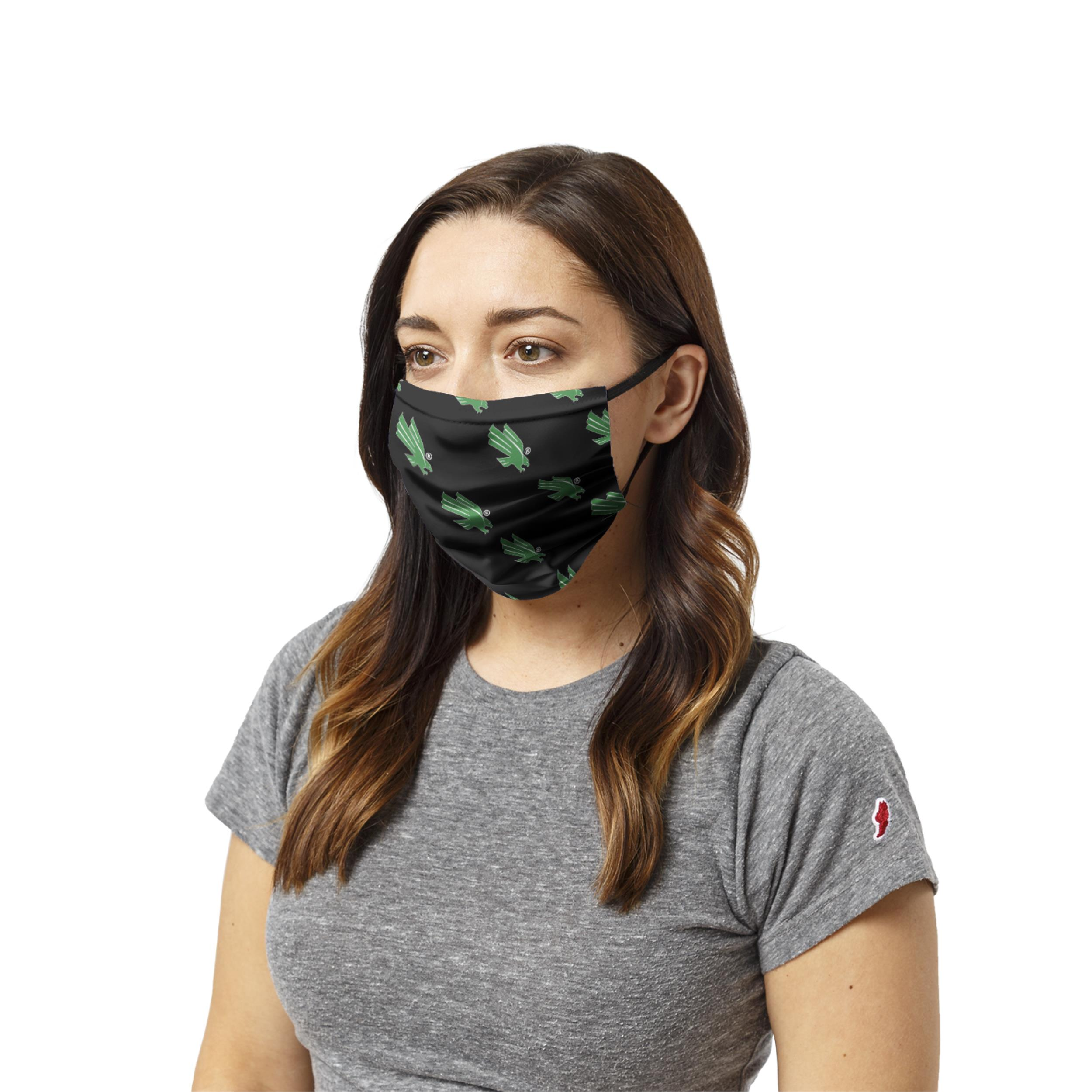 EAGLE 3 LAYER SUBLIMATED MASK