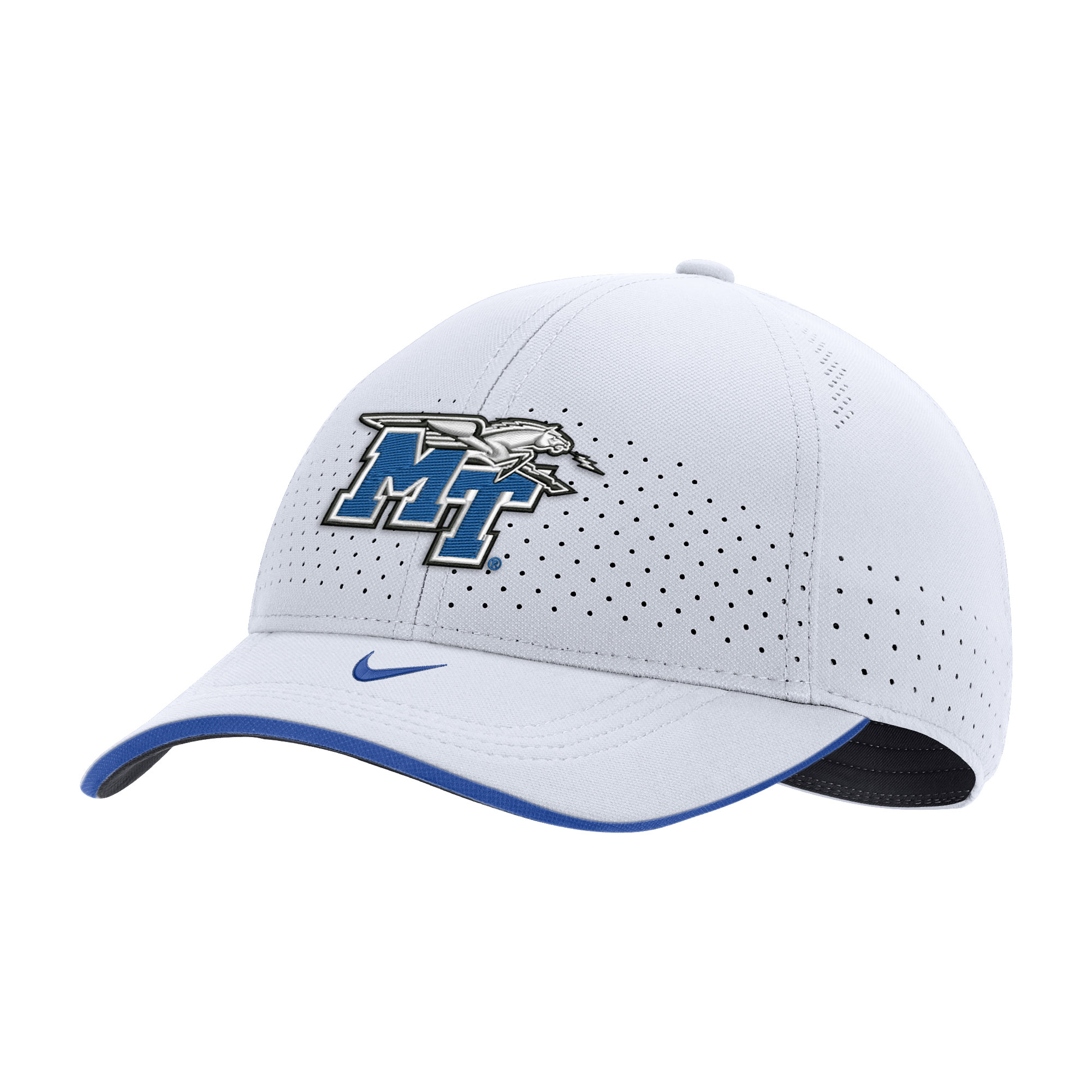 MT Logo w/ Lightning Nike® Sideline L91 Adjustable Hat