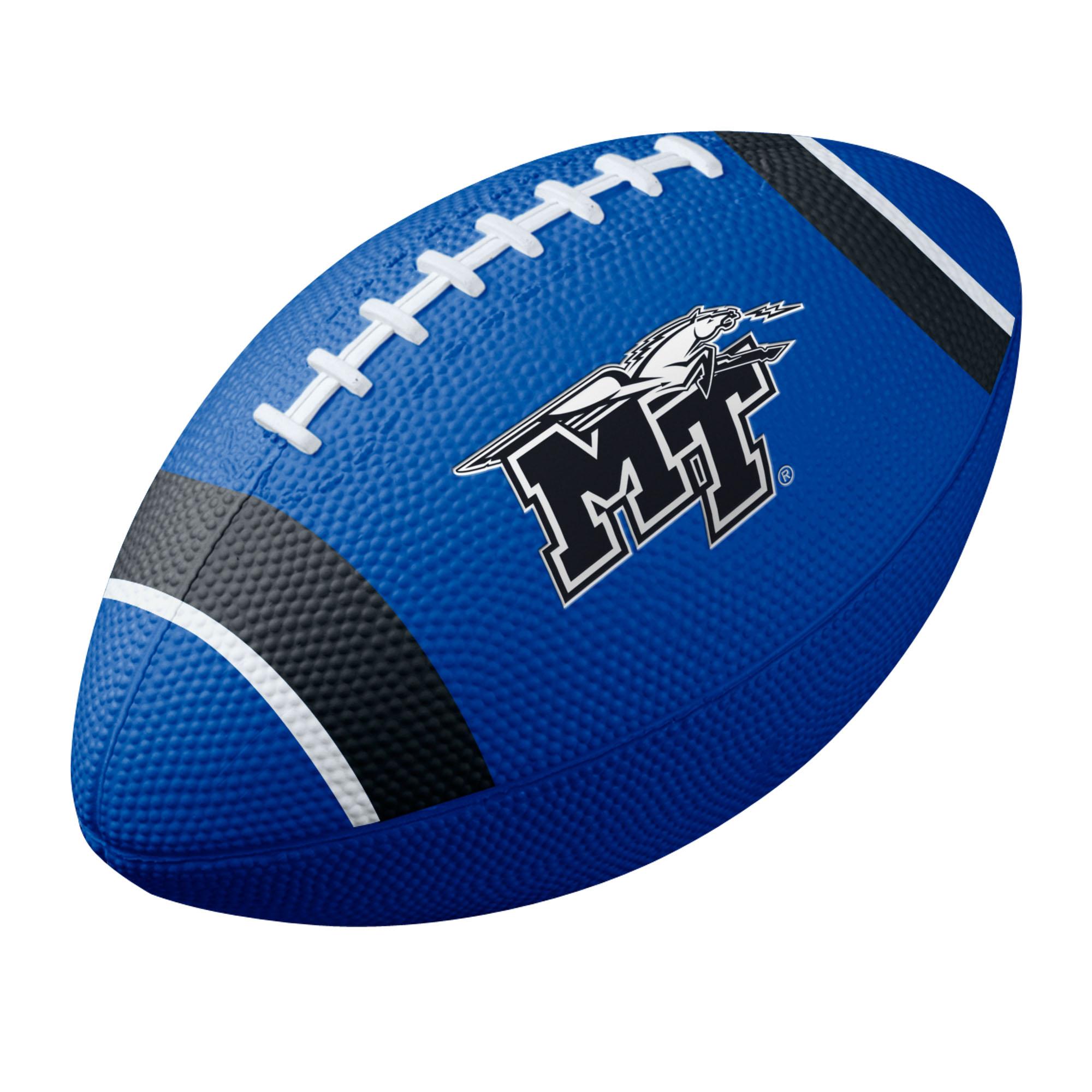 MT Logo w/ Lightning Nike® Mini Rubber Football
