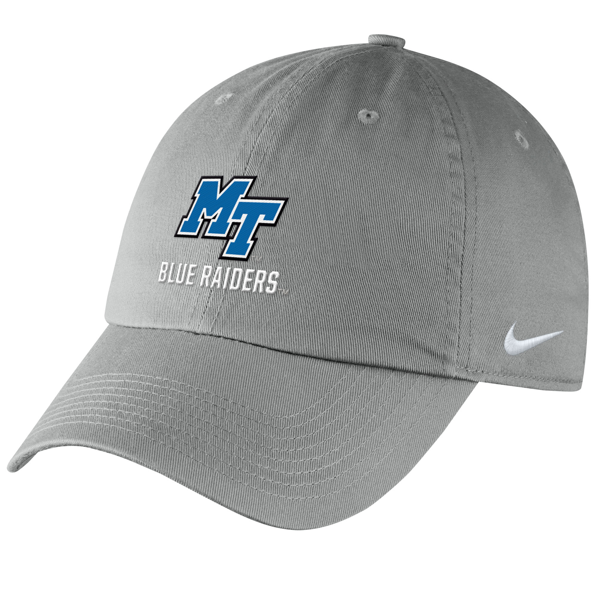 MT Blue Raiders Nike® Campus Cap