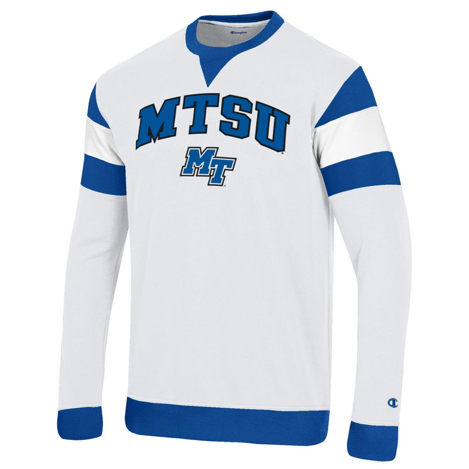 MTSU MT Logo Super Fan Sweatshirt