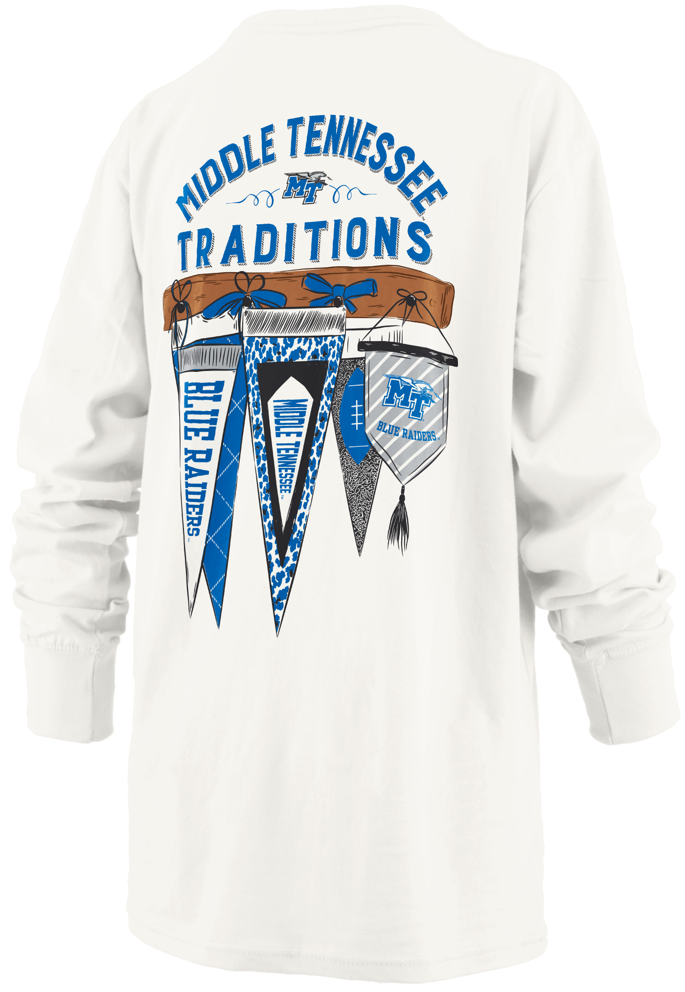 Middle Tennessee Traditions Long Sleeve Shirt
